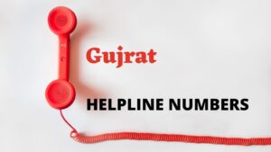 GUJRAT IMPORTANT NUMBERS